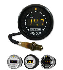 Innovate NEW 3844 MTX-L Wideband O2 AFR UEGO gauge kit w/ Sensor Included