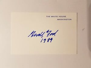 President-Gerald-Ford-signed-White-House-card-1989