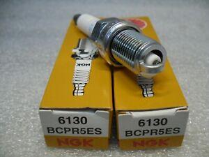 2x-NGK-BCPR5ES-6130-Standard-Spark-Plug