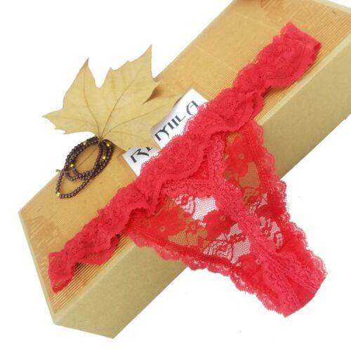 culotte-string-sexy pour femme qualité-coton-string-femme-sous vetement