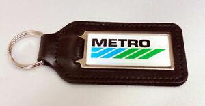 Austin Metro Keyring