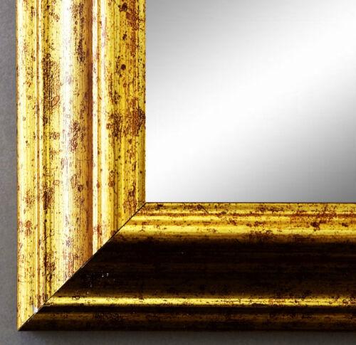 Spiegel Gold Antik Barock Wandspiegel Badspiegel Flurspiegel Garderobe Bari 4,2
