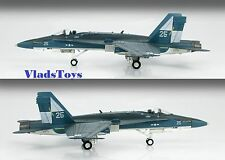 Hobby Master 1:72 F/A-18C Hornet USN VFA-122 Flying Eagles NAS Lemoore CA HA3510