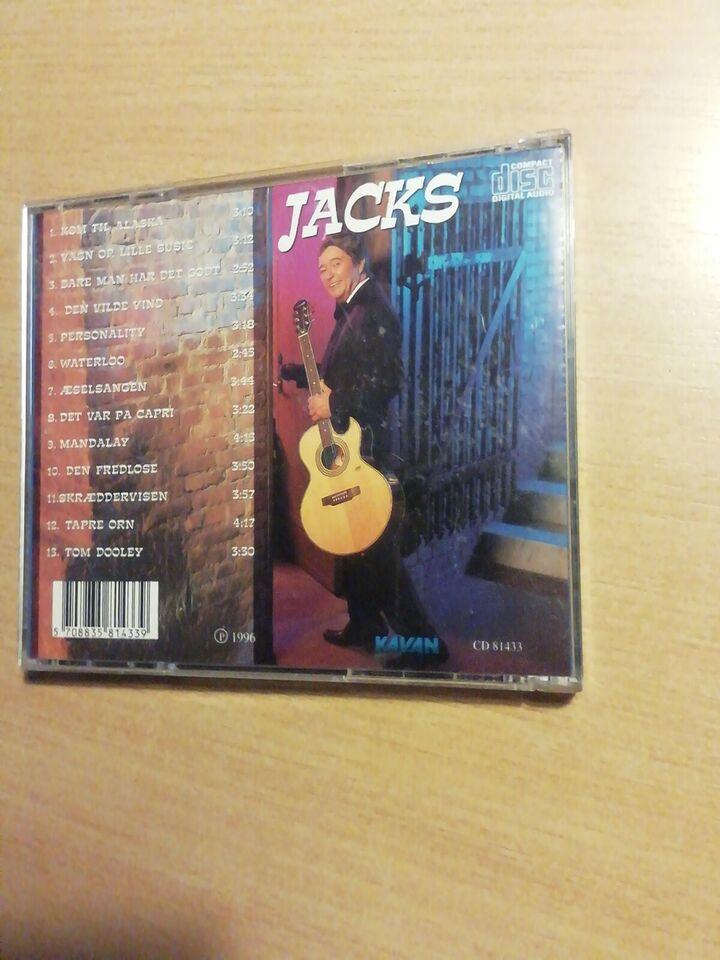 James Rasmussen Jacks: En hyldest til Four Jacks, andet