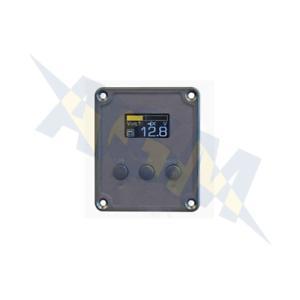 Durite 0-852-00 12V-24V Dual Battery Voltage Monitor