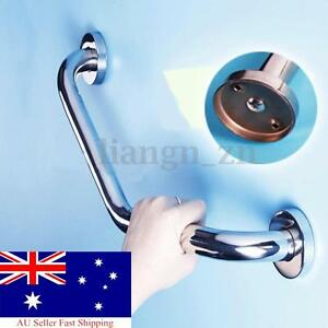 Image Is Loading Stainless Steel Safety Grab Bar Bathroom Towel Rail