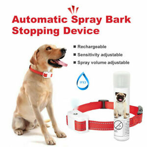 Rechargeable-Dog-Citronella-Anti-Bark-Spray-Collar-Training-Stop-Barking-Humane