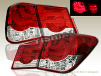 11 12 13 Chevy Cruze Lt Ls Ltz Eco Red Led Tail Lights