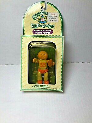 NOS Vintage 1983 Cabbage Patch Kids Paper Doll Set By Avalon Item #640 B001