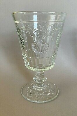 1 La Rochere France Versailles Shell 6 1 2 In Water Goblets Glasses Free Ship Ebay
