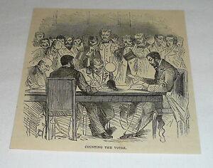 1878-Revista-Grabado-Counting-The-Votes-para-Frances-Elecciones