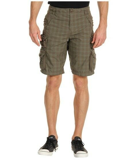 Alpha Industries Decade Olive Shorts Brand New with Tag