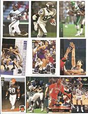 (10) 1994 Syracuse University Orange Alumni Cards NO DUPES! Derrick Coleman