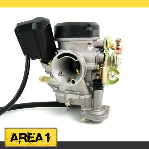bt49qt-20a2 Remplacement Carburateur 16 mm pour Baotian bt49qt-9s3 4 temps