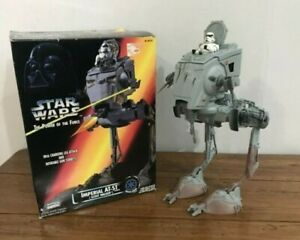 Star-Wars-Imperial-At-St-The-Power-Of-The-Force-Action-Figure-Vehicle-Scout-1995