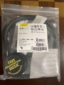 New Jabra GN HSC016 Evolve 20 Stereo UC Corded USB Headset Mic 150-7000Hz 2 Ear