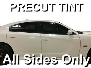 ALL SIDE WINDOWS PRECUT TINT ONLY FOR TOYOTA No back windshield tint