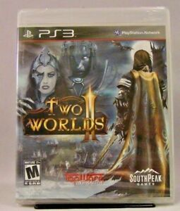 Two-Worlds-II-Sony-PlayStation-3-2011-New-Sealed