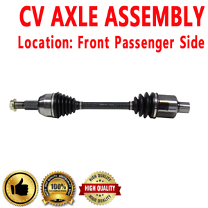 FRONT LEFT CV Joint Axle Shaft For SATURN OUTLOOK 2007 2008 2009 2010