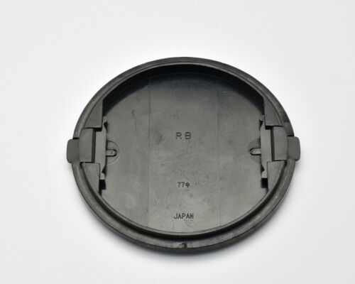 #3185 Genuine Mamiya RB 77mm Front Lens Cap Japan Medium Format