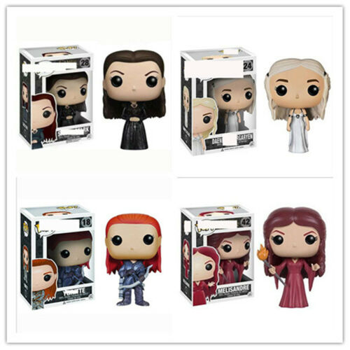 GAME OF THRONES SERIE DEA BAMBOLA GIOCATTOLO NUOVO VINILE action figure toy doll POP