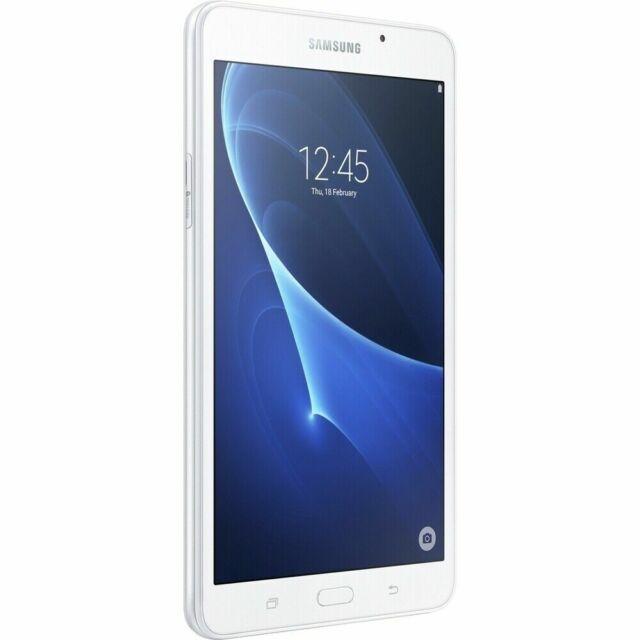 Samsung Galaxy Tab A SM-T280 8GB, Wi-Fi, 7in - White