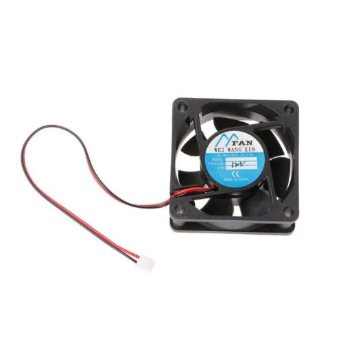 DC 5//12//24V 2-Pin Cooler Brushless Axial PC CPU Case Cooling Fan New