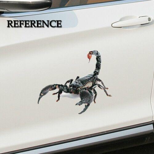 Scorpion 3D Realistic Tailgate Hood Window Decal Vehicle Car Truck Vinyl