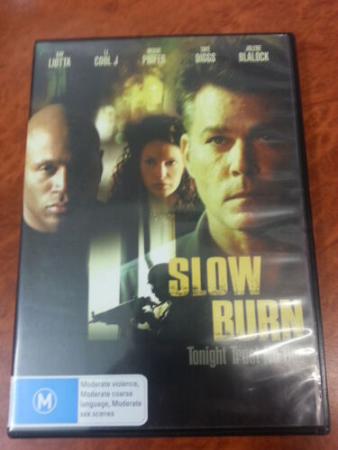 1 of 1 - Slow Burn DVD (10635)