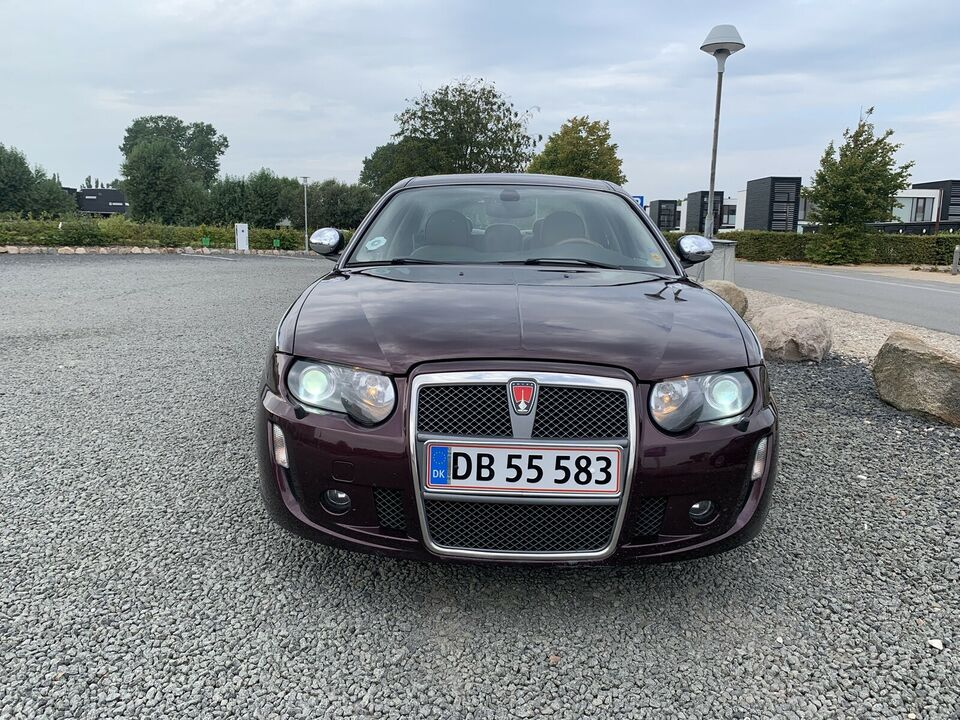 Rover 75 2006 2,5 V6, Liebhavertilbud