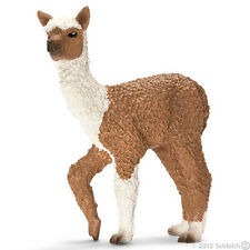 NEW SCHLEICH 13705 Alpaca Cria Foal Baby - RETIRED