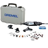 Dremel High Performance Variable-speed Rotary Tool Kit 4000-4/34 on sale
