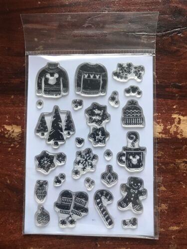 Disney Micky Mouse A6 Icon Stamp Set