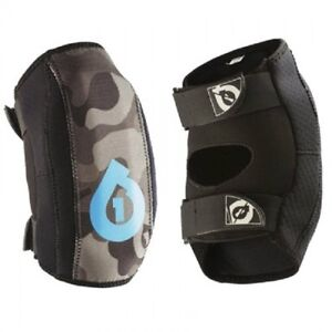 New 661 SIXSIXONE COMP AM ELBOW GUARDS CAMO MTb bike motorcycles off road Dhill