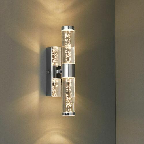 Albrillo Lampe Miroir Salle de Bain 42cm-12W 1000Lumen Applique Led Lumière Bla