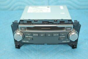 Lexus-LS460-Radio-CD-Player-AUX-Satellite-86120-50P80-2010-2011-2012-OEM