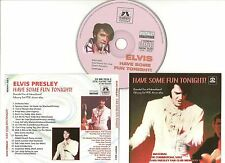 "ELVIS PRESLEY CD ""HAVE SOME FUN TONIGHT !"" 2002 MEMORY FEBRUARY 3 1970 LAS VEGAS"