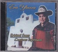 Eva Ybarra-spritual Songs/canciones Espirituales-tejano Texmex Cd Sealed
