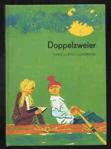Doppelzweier-Hans-Ulrich-Luedemann-amp-Karl-Fischer-DDR-Kinderbuch-Jugendbuch