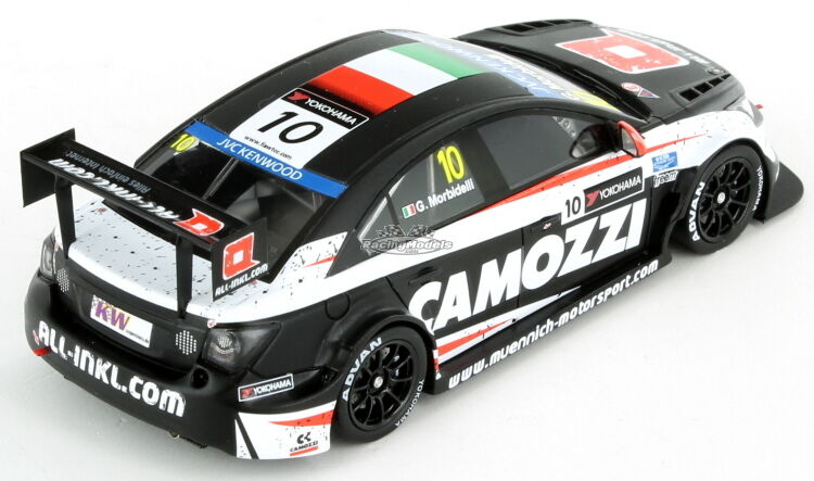 Chevrolet Cruze Gianni Morbidelli disputado WTCC 2014 1 43 43 43 - S2459 e96ef0