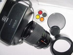 Canon FD Fit SIGMA 600 mm F8 miroir téléobjectif Multi Coated Filtre MATIC MF Lens