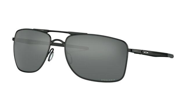 Oakley GAUGE 8 M Sunglasses OO4124-1157 Polished Black Frame W/ PRIZM Black Lens