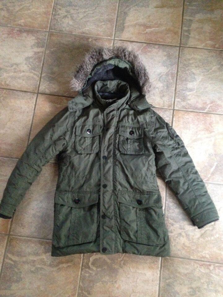 Frakke, Vinter, Tommy Hilfiger