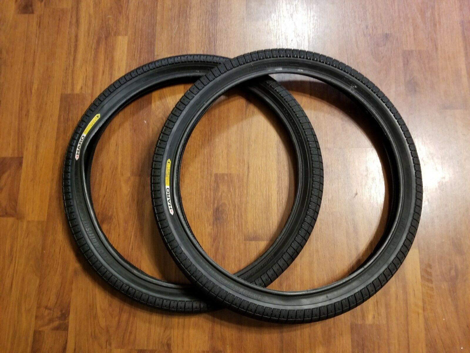 Haro Multisurface 3 BMX Bike Tires - 20 X 2.1  - Mid-School