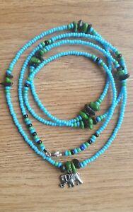 Handmade-single-strand-African-Love-Spirit-healing-stone-jewelry