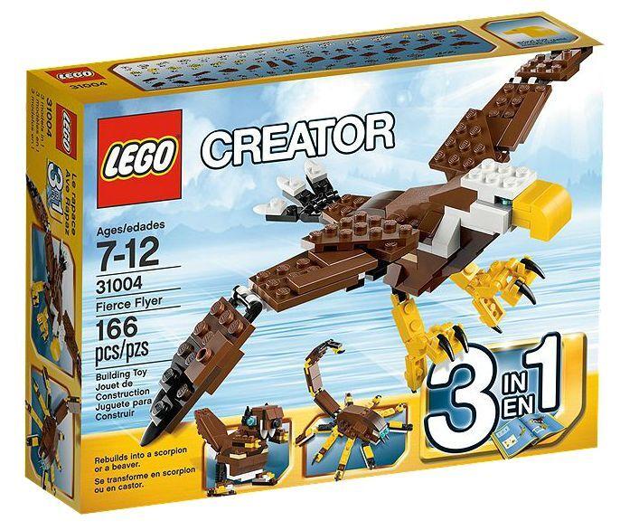 LEGO ® Creator 31004 AQUILA NUOVO OVP _ Fierce FLYER NEW MISB NRFB adatto a 31021