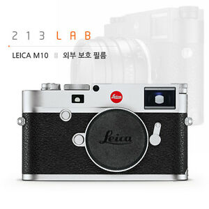 All Body Protection Film For Leica M10 (213lab) Sang Nourrissant Et Esprit RéGulateur