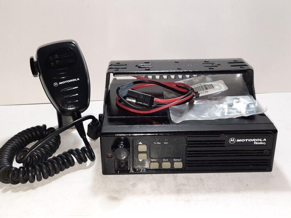 Motorola Radius M208 GM300 16pin VHF Radio 146-174MHz 45W 8CH w/Free Program HAM. Available Now for 80.96