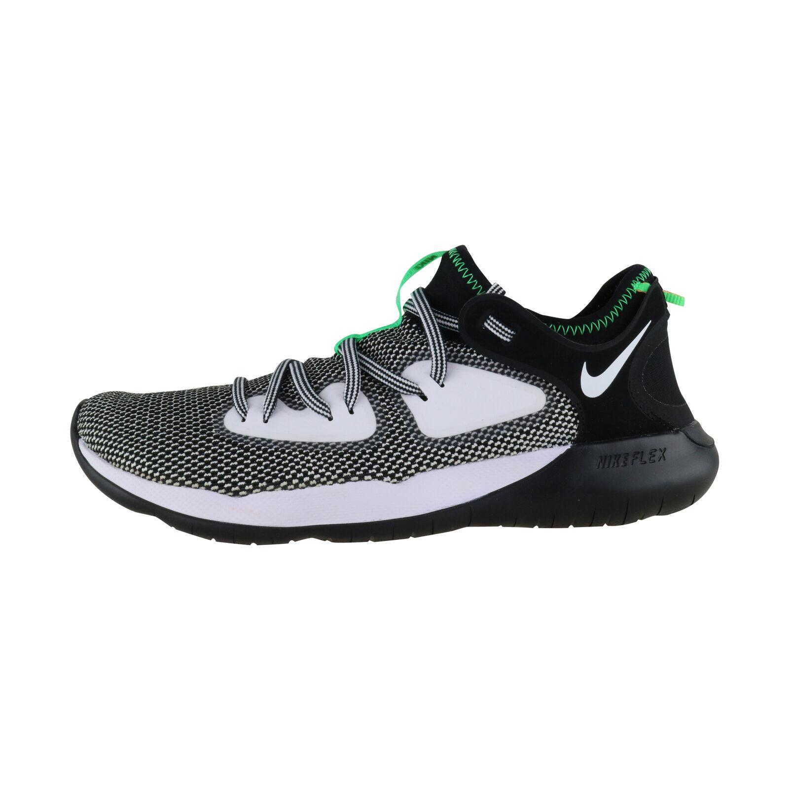 Nike Flex 2019 rn se negro blancoo bq9256-100