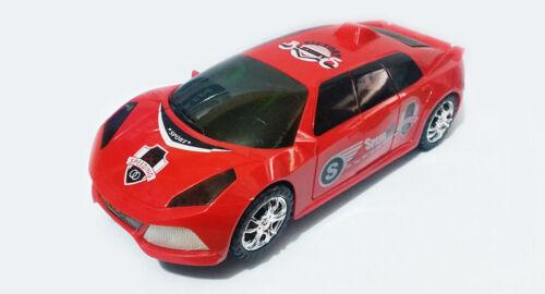 Enfants enfants batterie super voiture musique lumière 360 ° spin cadeau jouet uk stock